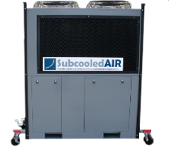 The Subcooled SCA-2000 Industrial Dehumidifier.